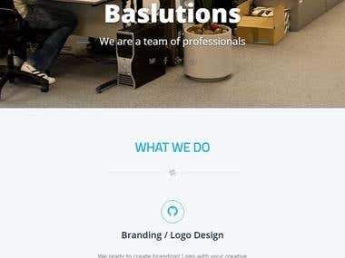 Baslutions Pvt Ltd - baslutions.tk