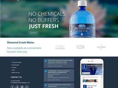 diamond creek water