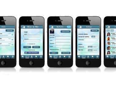 iPhone app for social purpose