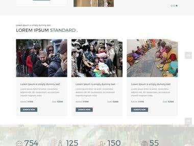 Online Donation Portal