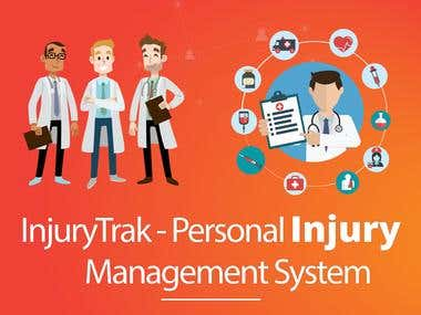 InjuryTrak – Personal Injury Management System