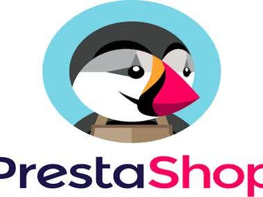 Prestashop module (Quick Add to Cart bar)