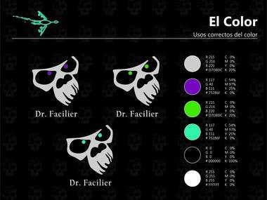 Branding - Dr. Facilier