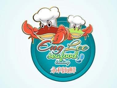 EngLee Seafood Logo