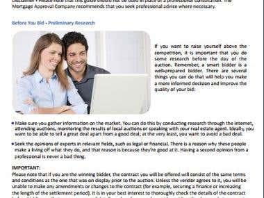 e-Brochure Design