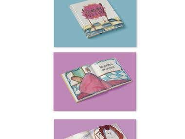 ilustrated book