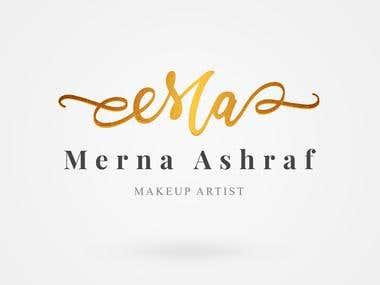 Merna Ashraf Logo