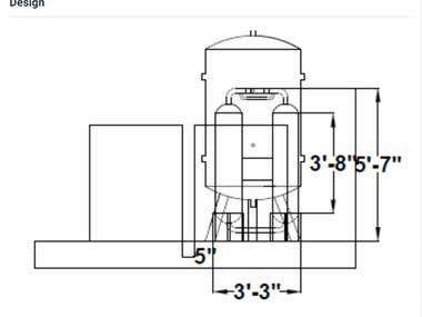 Design of Tanks and Compressor