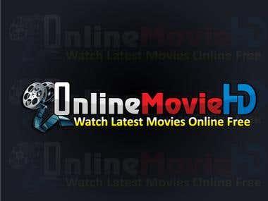 Online MovieHD LOGO
