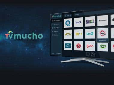 TV Mucho − Smart TV Application