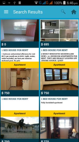 Home Rent Based App