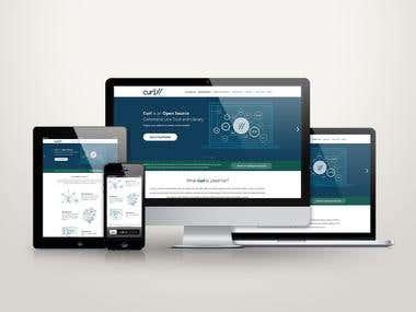 Curl - Web Design