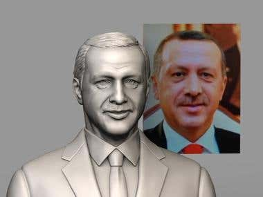 Erdogan model