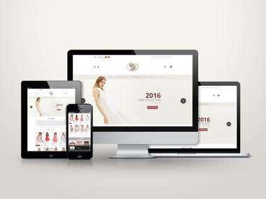 Sirep - Web design