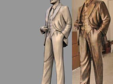 Kemal Ataturk model