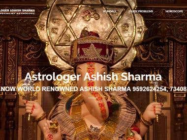 This Site Is Based On Astrologer
