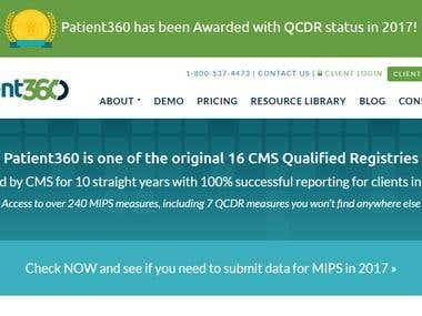 Patient360(drupal 7)