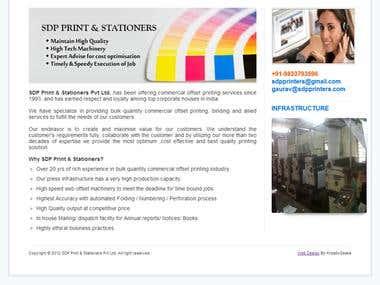 SDP Printers