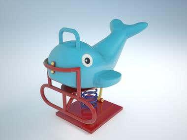 Rotozon Whale Product