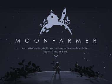 Website for Moonfarmer