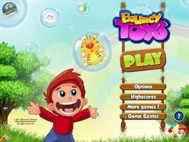 Bouncy Toys