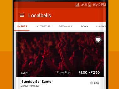 Localbells Android App
