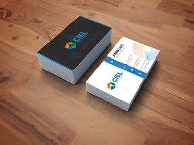 Ciel - Business Card Design