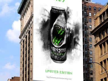 Monster - Ad