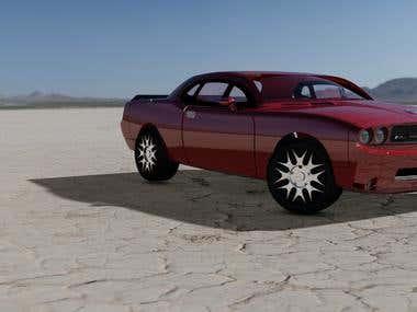2009 Dodge Challenge