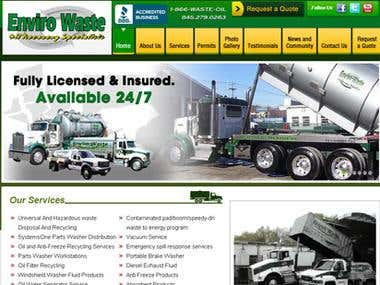 Enviro Waste (Oil Recovery Specialists)