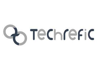 Techrefic Technology's Logo