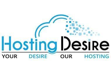 Hosting Desire Logo