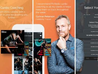 Fit Radio: Amp Your Workout