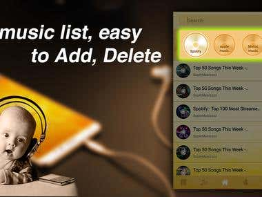 Lemon music app