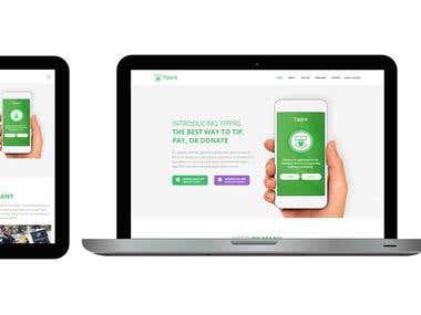 TIPPRS - No Cash? No Problem! Web Application