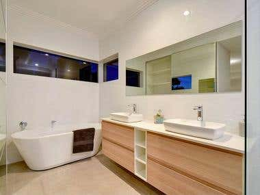 Australian House interior Decoration & Elevation Design