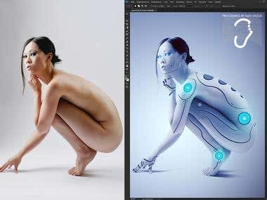 Artistic Processing Photos