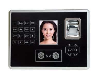 Fingerprint Recognition Machine