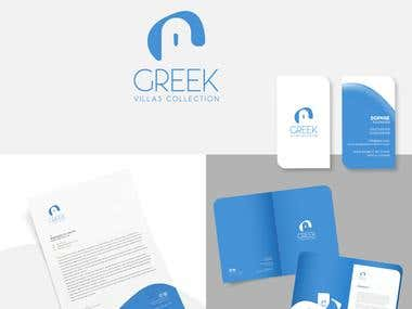 GREEK villas collection