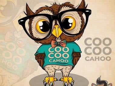 Youth Owl illustration