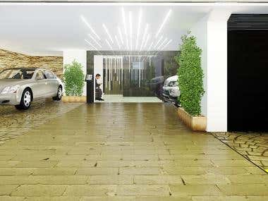 Entrance Design & Renovation