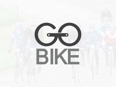 GO Bike Logo Design