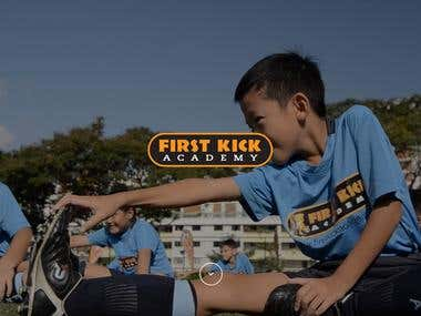 First Kick Academy Singapore