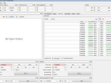 QTBitcoin Trading Program