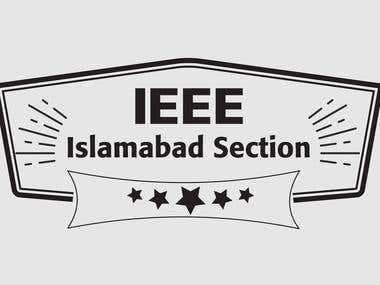 IEEE Islamabad Section Logo