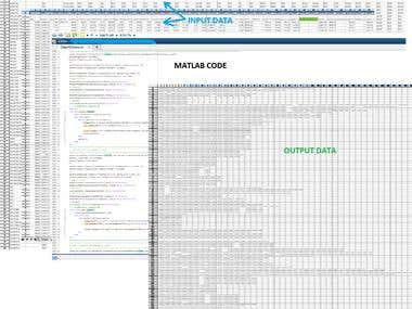Matlab+Excel=Big Data