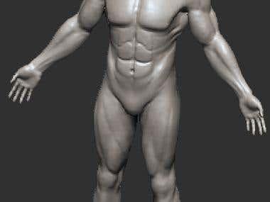 3D BODY-BUILDER