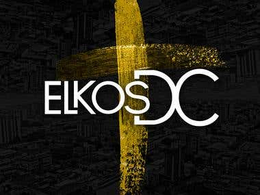 "Logo and Cover for ""ElkosDC"""