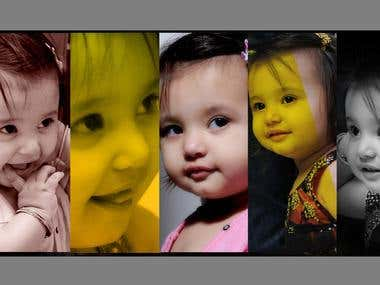 Kids Photography And Editing