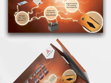 packaging design for